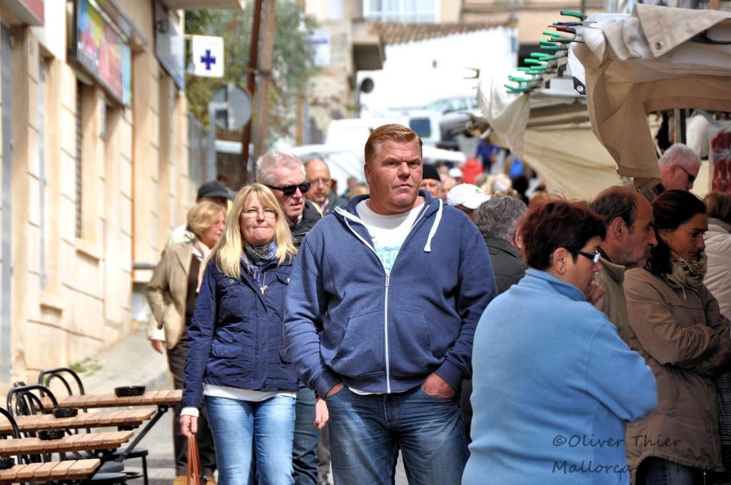 Mallorcas Wochenmärkte sind stets gut besucht