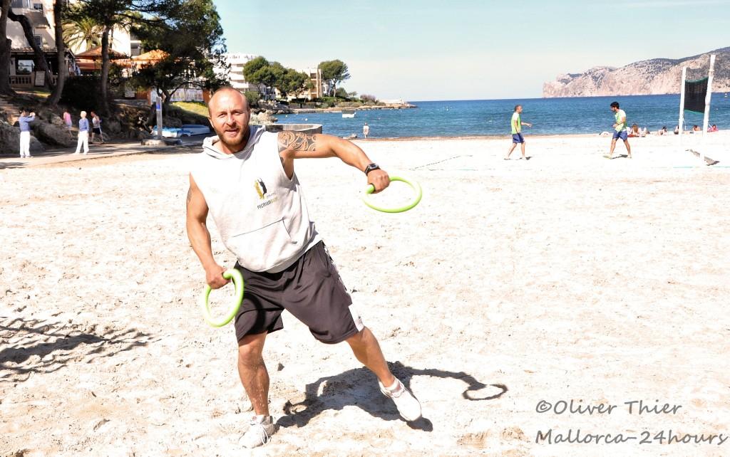 Workout Mallorca Training Sport