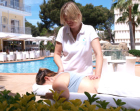 Mobile Massage Claudia Gehring Mallorca