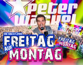 Peter Wackel Mallorca Freitag auf Montag