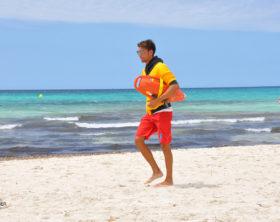 Rettungsschwimmer Mallorca