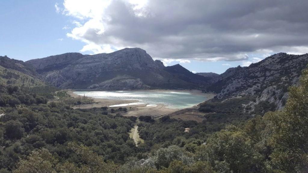 Stauseen Tramuntana Mallorca 05.03.2016