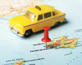 Taxi Tour Mallorca mit dem Taxi auf Mallorca Taxi rufen