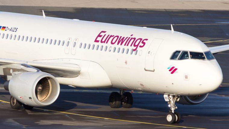 Mallorca Flüge von Eurowings